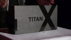 Packed NVIDIA Titan X
